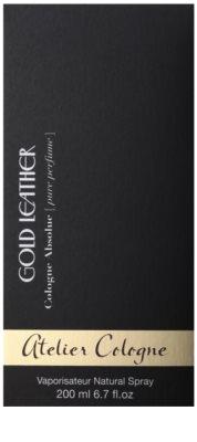 Atelier Cologne Gold Leather parfum uniseks 4