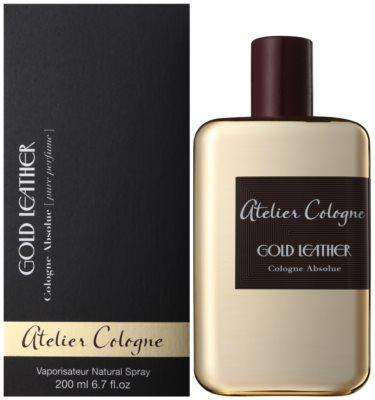 Atelier Cologne Gold Leather parfum uniseks