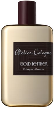 Atelier Cologne Gold Leather perfume unisex 2