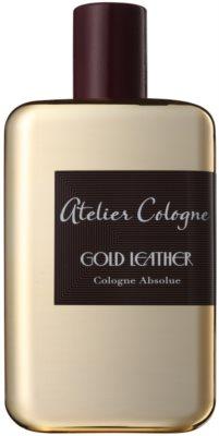 Atelier Cologne Gold Leather parfum uniseks 2