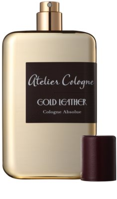 Atelier Cologne Gold Leather perfume unisex 3