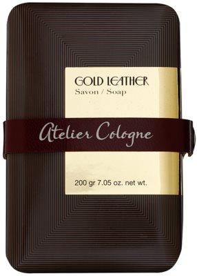 Atelier Cologne Gold Leather parfumsko milo uniseks