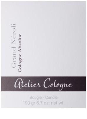Atelier Cologne Grand Neroli vonná svíčka 3