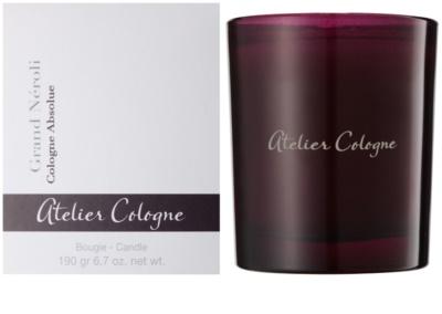 Atelier Cologne Grand Neroli vela perfumada