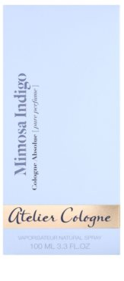 Atelier Cologne Mimosa Indigo парфуми унісекс 4