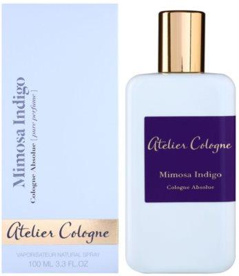 Atelier Cologne Mimosa Indigo парфуми унісекс