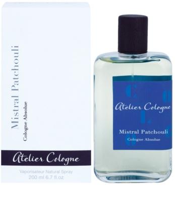 Atelier Cologne Mistral Patchouli perfume unisex