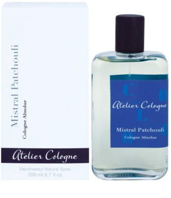 Atelier Cologne Mistral Patchouli perfumy unisex