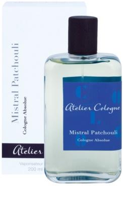 Atelier Cologne Mistral Patchouli parfüm unisex 1