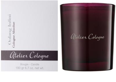 Atelier Cologne Oolang Infini vela perfumado