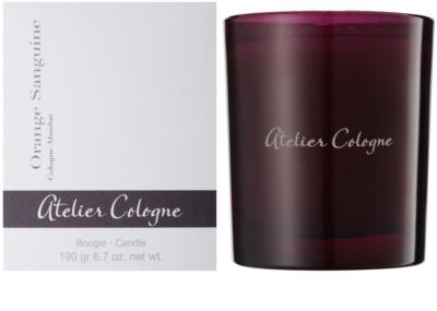 Atelier Cologne Orange Sanguine vonná svíčka