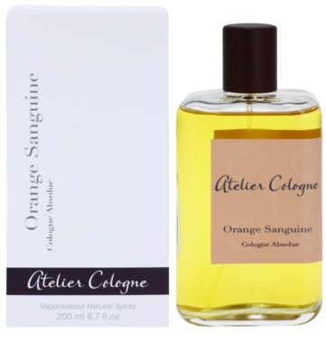 Atelier Cologne Orange Sanguine parfumuri unisex