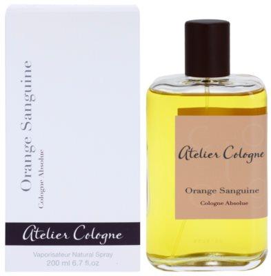 Atelier Cologne Orange Sanguine perfumy unisex