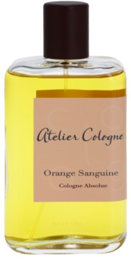 Atelier Cologne Orange Sanguine Parfüm unisex 2