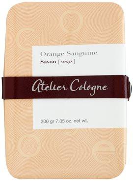 Atelier Cologne Orange Sanguine parfémované mýdlo unisex