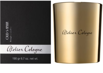 Atelier Cologne Oud Saphir vela perfumado