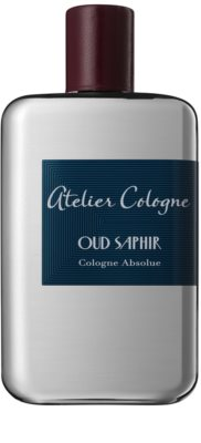 Atelier Cologne Oud Saphir Perfume unisex 2
