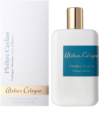 Atelier Cologne Philtre Ceylan parfüm unisex