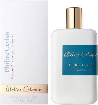 Atelier Cologne Philtre Ceylan perfume unissexo