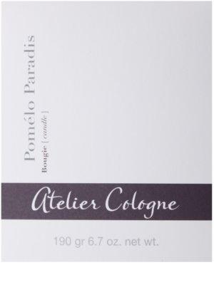 Atelier Cologne Pomelo Paradis vela perfumada 3