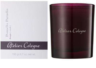 Atelier Cologne Pomelo Paradis vela perfumada
