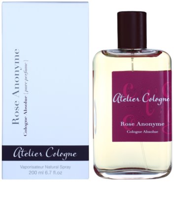 Atelier Cologne Rose Anonyme perfume unisex