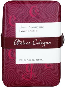 Atelier Cologne Rose Anonyme Parfümierte Seife  unisex