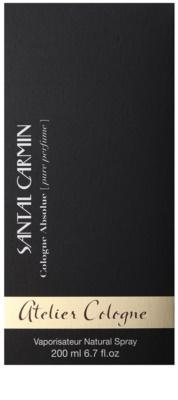 Atelier Cologne Santal Carmin perfume unissexo 3