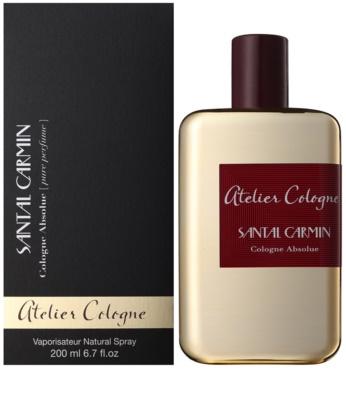 Atelier Cologne Santal Carmin parfém unisex