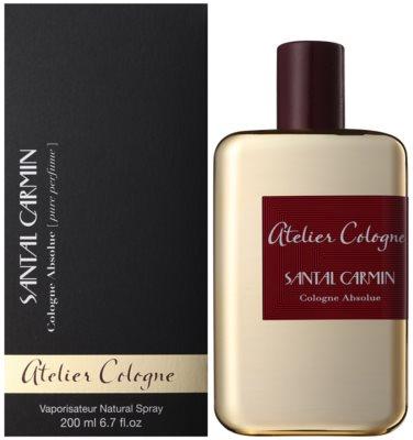Atelier Cologne Santal Carmin perfume unissexo