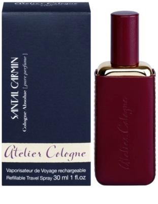 Atelier Cologne Santal Carmin подаръчен комплект