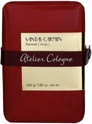 Atelier Cologne Santal Carmin Perfumed Soap unisex