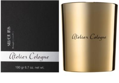 Atelier Cologne Silver Iris lumanari parfumate