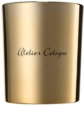 Atelier Cologne Silver Iris lumanari parfumate 1