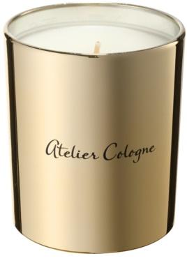 Atelier Cologne Silver Iris lumanari parfumate 2