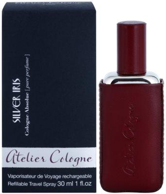 Atelier Cologne Silver Iris ajándékszett
