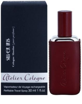 Atelier Cologne Silver Iris coffret presente