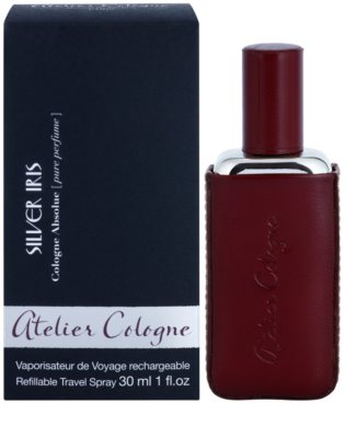 Atelier Cologne Silver Iris Geschenkset