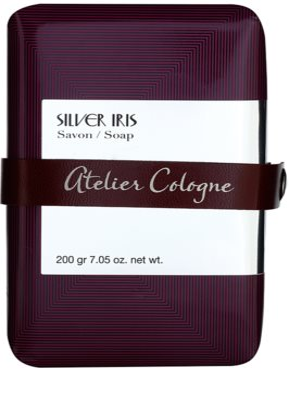 Atelier Cologne Silver Iris jabón perfumado unisex