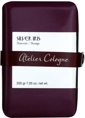 Atelier Cologne Silver Iris sabonete perfumado unissexo