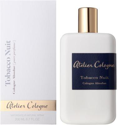 Atelier Cologne Tobacco Nuit perfume unissexo