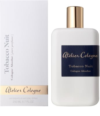 Atelier Cologne Tobacco Nuit perfumy unisex