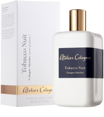 Atelier Cologne Tobacco Nuit perfumy unisex 1