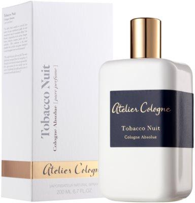 Atelier Cologne Tobacco Nuit parfém unisex 1