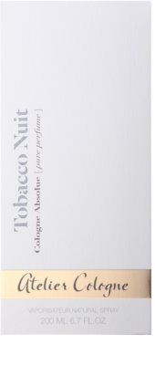 Atelier Cologne Tobacco Nuit perfumy unisex 4