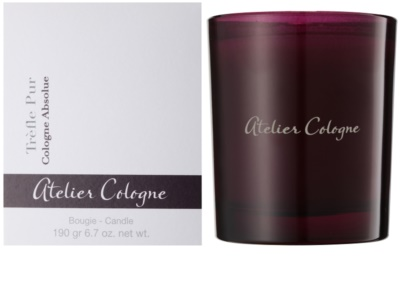 Atelier Cologne Trefle Pur vonná sviečka