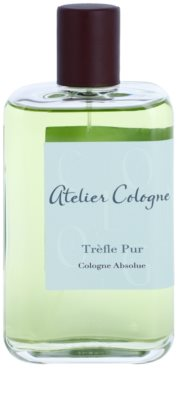 Atelier Cologne Trefle Pur парфюм унисекс 2