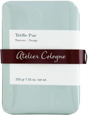 Atelier Cologne Trefle Pur parfémované mýdlo unisex