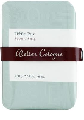 Atelier Cologne Trefle Pur parfümös szappan unisex