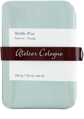 Atelier Cologne Trefle Pur sabonete perfumado unissexo